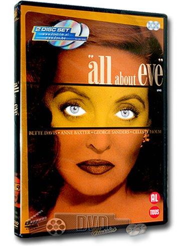 All about Eve - Bette Davis, Anne Baxter [2DVD] - DVD (1950)