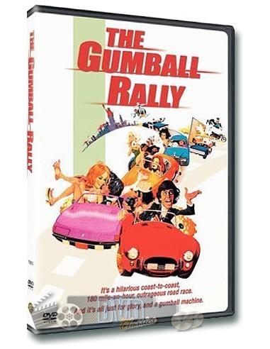 The Gumball Rally - Gary Busey, Raul Julia - DVD (1976)