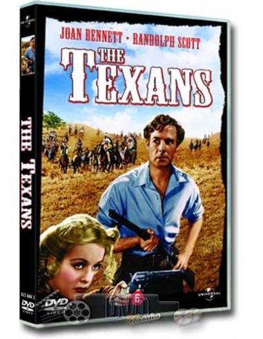 The Texans - Randolph Scott, Joan Bennett - DVD (1938)
