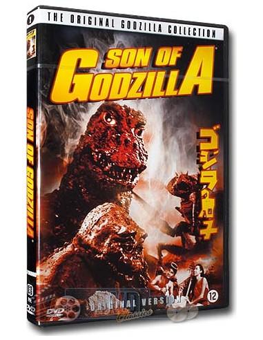 Son of Godzilla - Tadao Takashima, Akira Kubo - DVD (1967)