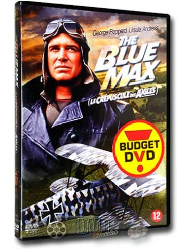 The Blue Max - George Peppard, James Mason - DVD (1966)