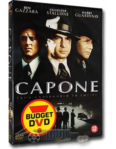 Capone - Ben Gazzara, Susan Blakely - DVD (1975)