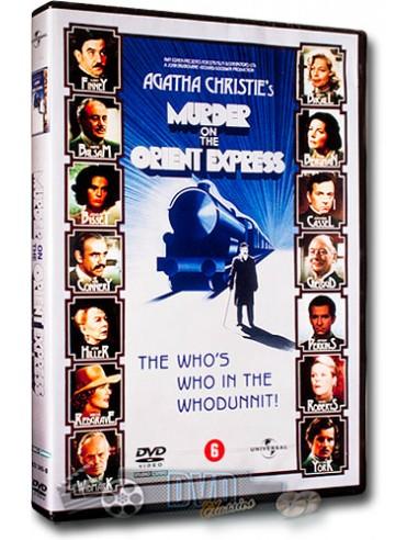 Murder on the Orient Express - Sidney Lumet - DVD (1974)