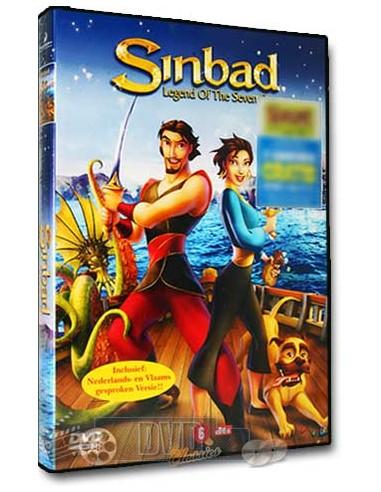 Sinbad Legend of The Seven Seas - DVD (2003)