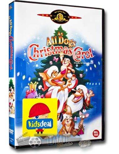 An All Dogs Christmas Carol - DVD (1998)