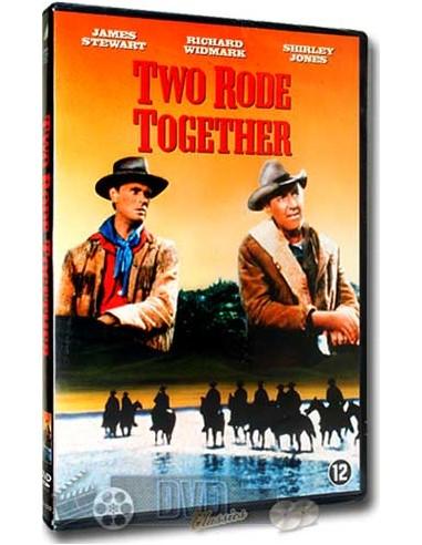 Two Rode Together - James Stewart, Richard Widmark, Shirley Jones - DVD (1961)