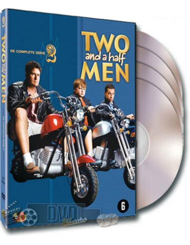 Two And A Half Men - Seizoen 02 - Charlie Sheen - DVD (2004)