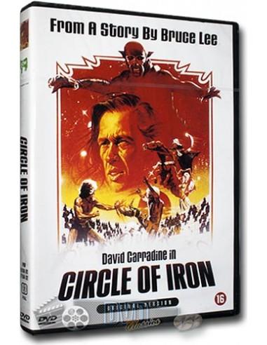 Circle of Iron - David Carradine, Christopher Lee - DVD (1978)
