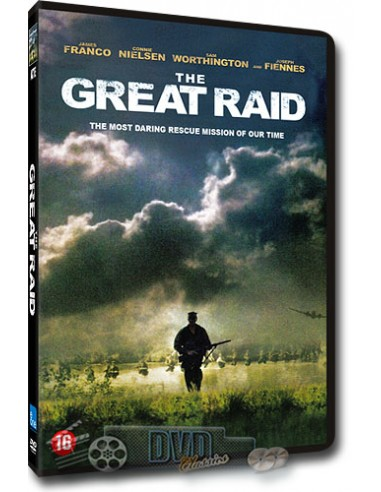 The Great Raid - James Franco, Joseph Fiennes - DVD (2005)