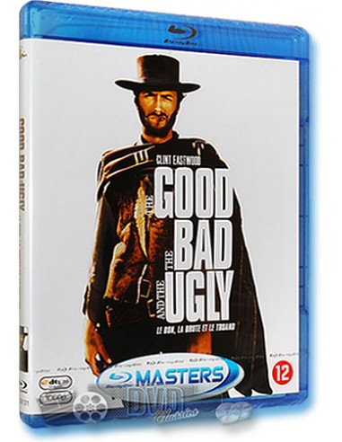 The Good the Bad and the Ugly - Clint Eastwood - Blu-Ray (1966)