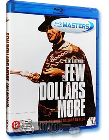 For a Few Dollars More - Clint Eastwood - Blu-Ray (1965)