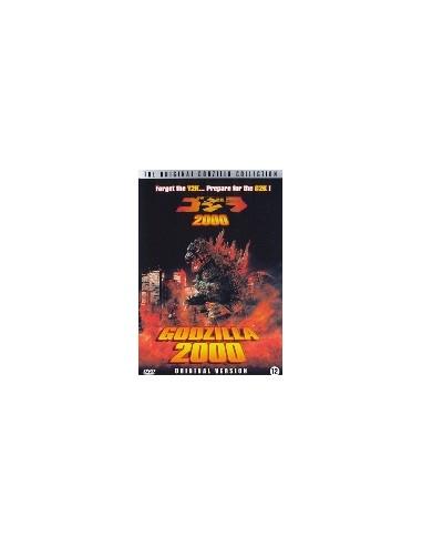 Godzilla 2000 - Takao Okawara - DVD (1999)