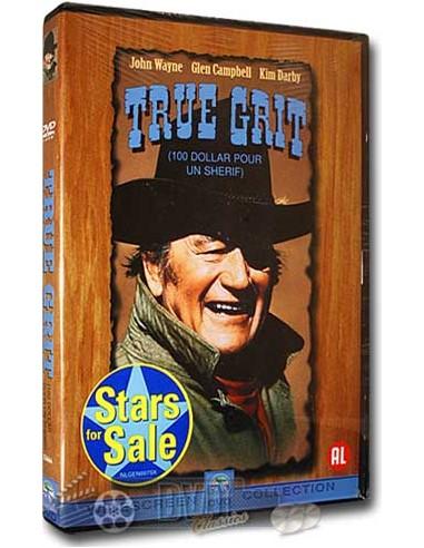 John Wayne in True Grit - Dennis Hopper, Glen Campbell - DVD (1969)