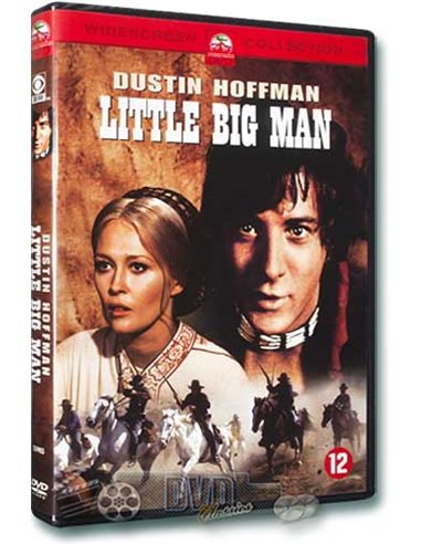 Little Big Man - Dustin Hoffman, Faye Dunaway - DVD (1970)