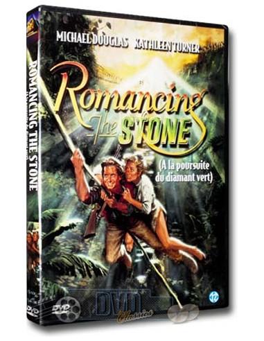 Romancing the Stone - Michael Douglas, Kathleen Turner - DVD (1984)