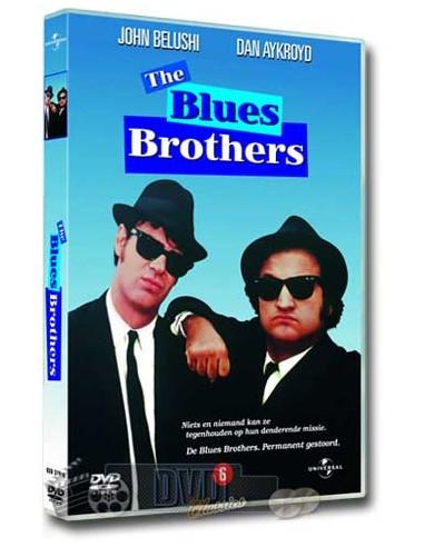 The Blues Brothers - Dan Aykroyd, John Belushi - DVD (1980)