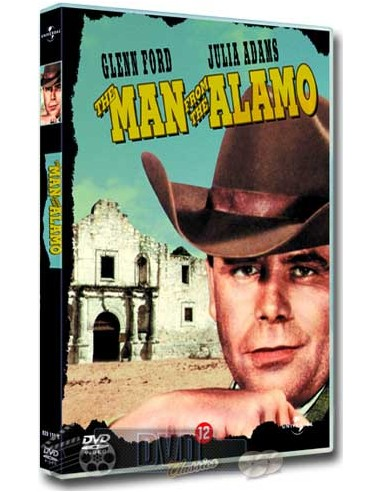 The Man from the Alamo - Glenn Ford - DVD (1953)