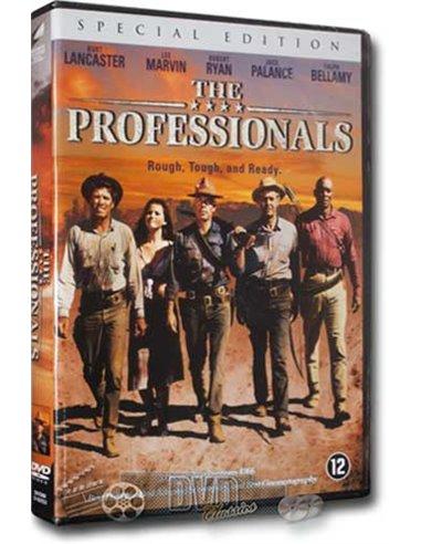 The Professionals - Burt Lancaster, Lee Marvin, Robert Ryan - DVD (1966)