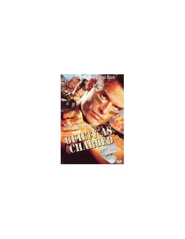 Guilty as Charged - James Remar, Antonio Sabato Jr. - DVD (2000)