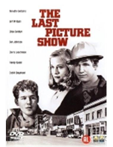 The Last Picture Show - Jeff Bridges, Randy Quaid - DVD (1971)