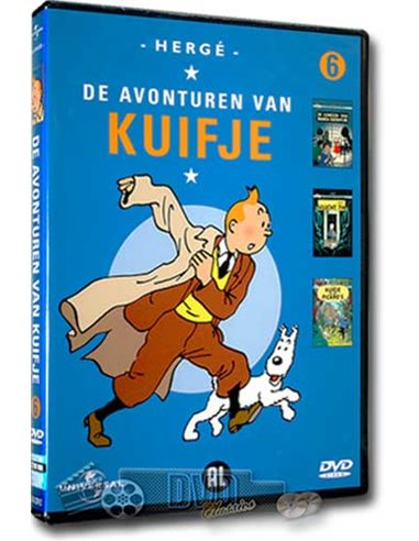 Kuifje Collection 6 - DVD (1991)