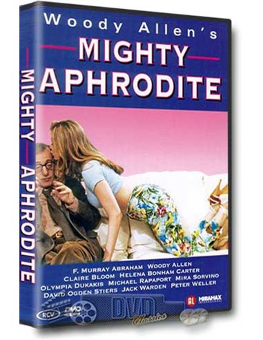Mighty Aphrodite - Woody Allen, Helena Bonham Carter - DVD (1995)