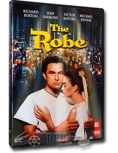 The Robe - Richard Burton, Jean Simmons - Henry Koster - DVD (1953)