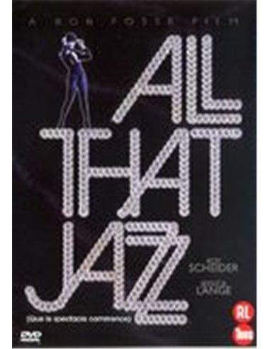 All That Jazz - Roy Scheider, Bob Fosse, Ben Vereen - DVD (1979)