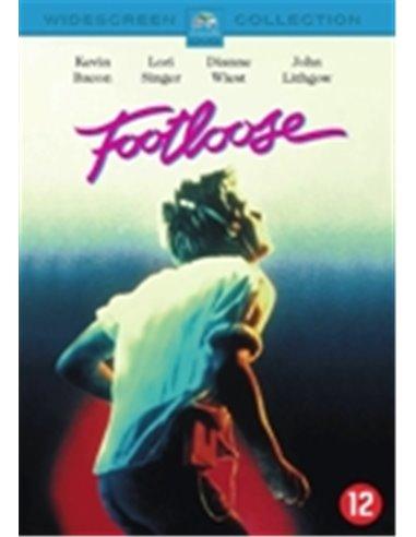 Footloose - Kevin Bacon, Lori Singer - Herbert Ross - DVD (1984)