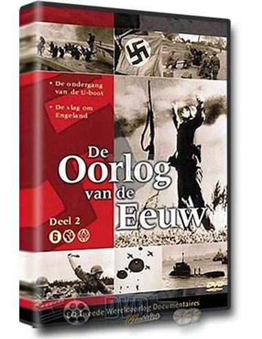 De Oorlog van de Eeuw  2 - Documentaire Oorlog - DVD
