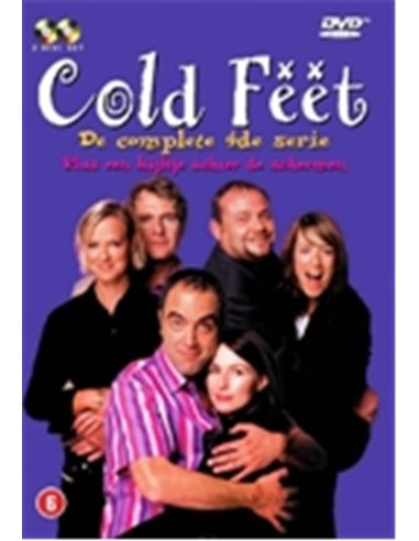 Cold Feet - Serie 4 - DVD (2001)