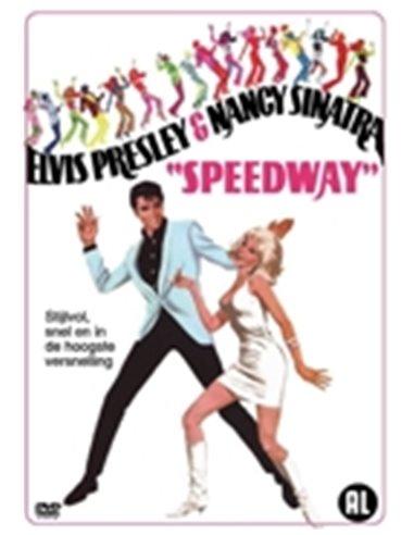 Elvis Presley - Speedway - Nancy Sinatra, Gale Gordon - DVD (1968)