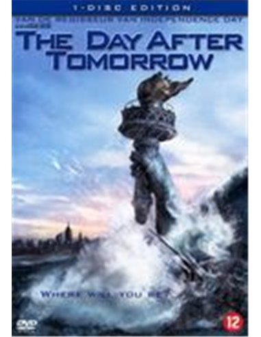The Day After Tomorrow - Dennis Quaid - DVD (2004)