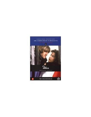 Police - Gérard Depardieu, Sophie Marceau - DVD (1985)