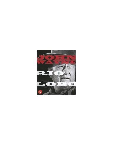 John Wayne in Rio Lobo - Howard Hawks - Blu-Ray (1970)