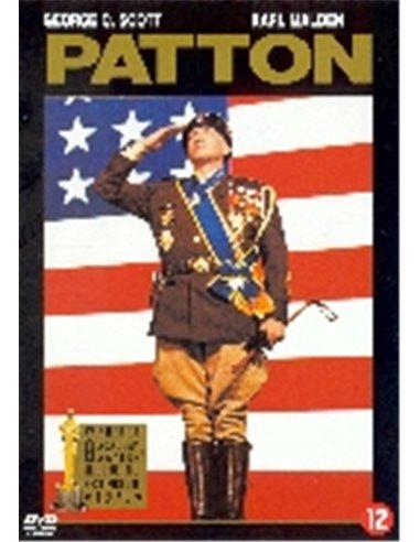 Patton - George C. Scott, Karl Malden, Stephen Young - DVD (1970)