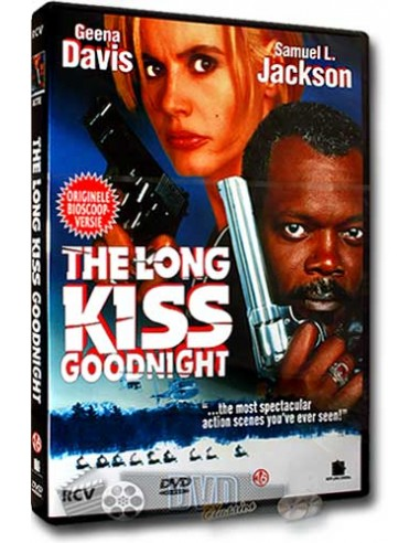 The Long Kiss Goodnight - Geena...