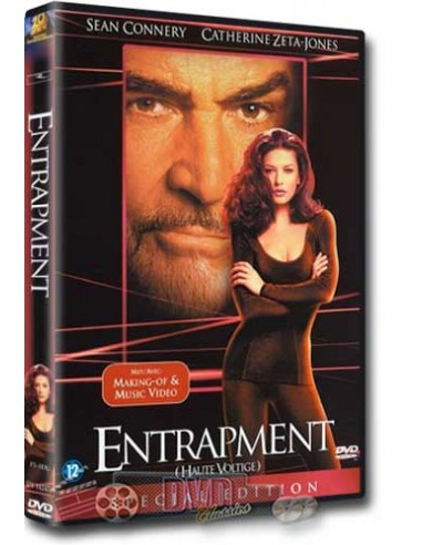 Entrapment - Sean Connery, Catherine...