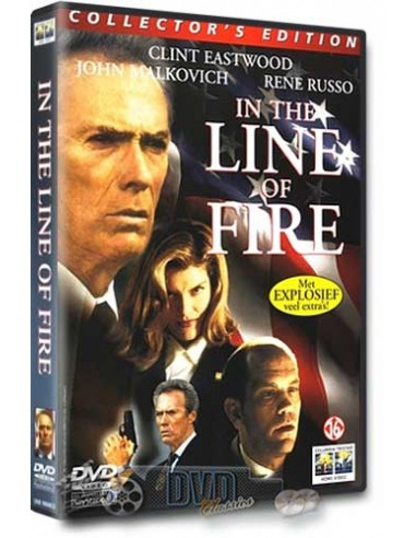 In the Line of Fire - Clint Eastwood,...