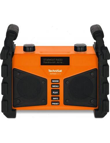 Technisat DigitRadio 230 OD Dab+/FM +BT +Accu