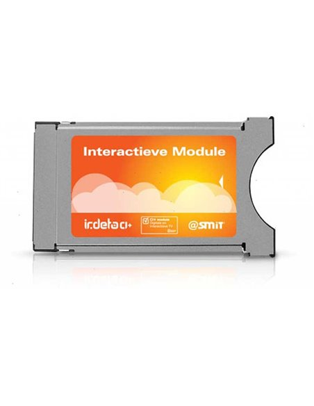 SMiT CI+ CAM 1.3 interaktieve TV module