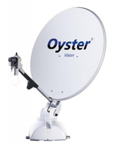 Oyster Vision 85cm zelfzoekend
