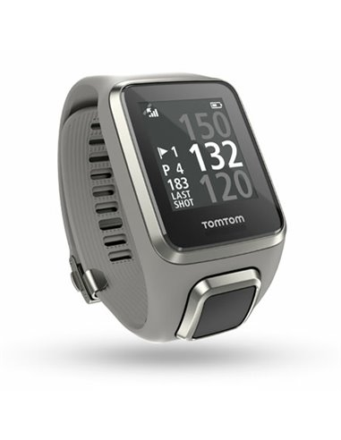 TomTom Golfer 2 GPS-sporthorloge - lichtgrijs - large