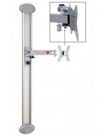 P2000/12483-210C hoogte verstelbaar+kantelbare kop