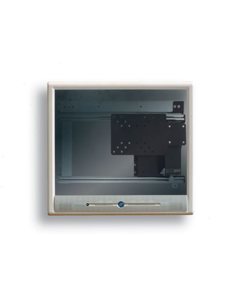 P2000/12538/35AD LCD beugel horizontaal links