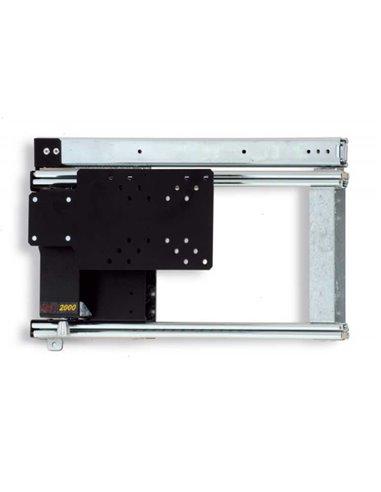 P2000/12538/35AS LCD beugel horizontaal rechts