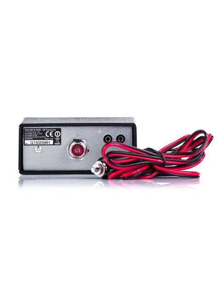 Midland M-Zero Plus FM/AM CB transceiver + cigar power