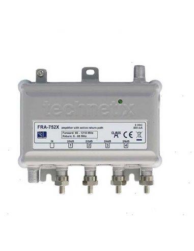 Technetix FRA-752S signaalversterker 4-uit shop