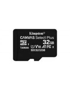 SDCARD Kingston Canvas Select MicroSD 32GB Class10 + adapter
