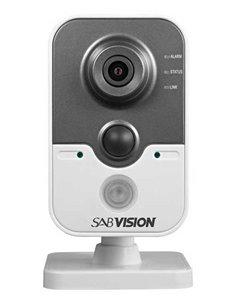 SABVISION 2500 4MP 2.5K QHD Exir Bullet IP Camera (P215)